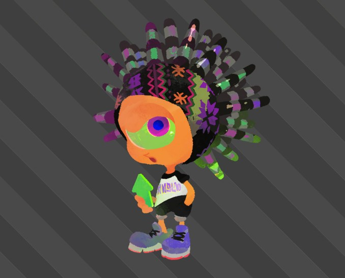 "We've managed to learn the name of the young boy with the sea-urchin like head. Everyone, meet ""Murch"". Apparently, he looks up to Spyke as a role model, and works in the same industry (if not the same organization) as Spyke. Murch is good with his..."