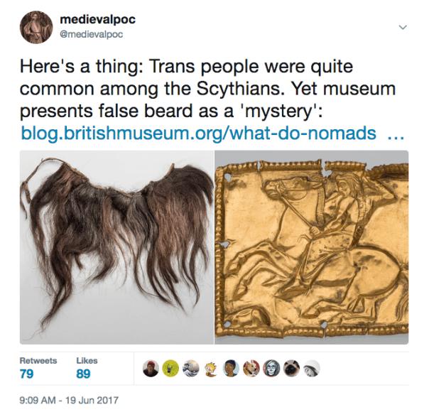 transgender history – Art