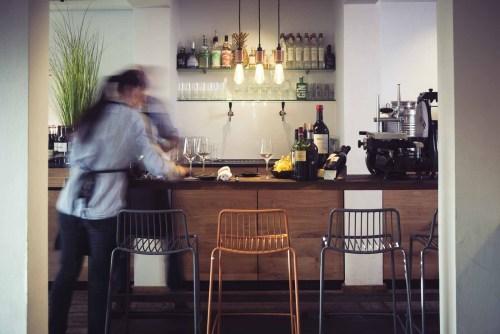 isaak's garden - little nice restaurant in bremen, germany. always fresh food & drinks.