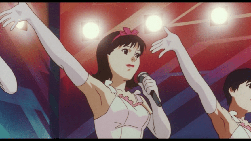 Critique du film - Perfect blue