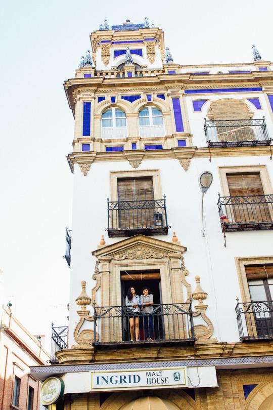 Airbnb Seville rental travel