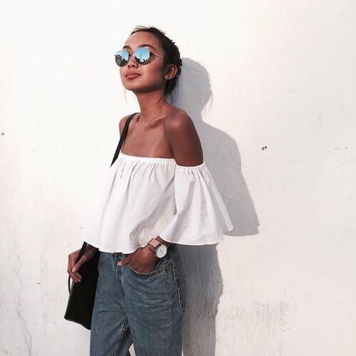 $12.15 Order this beautiful white blouse »here« !