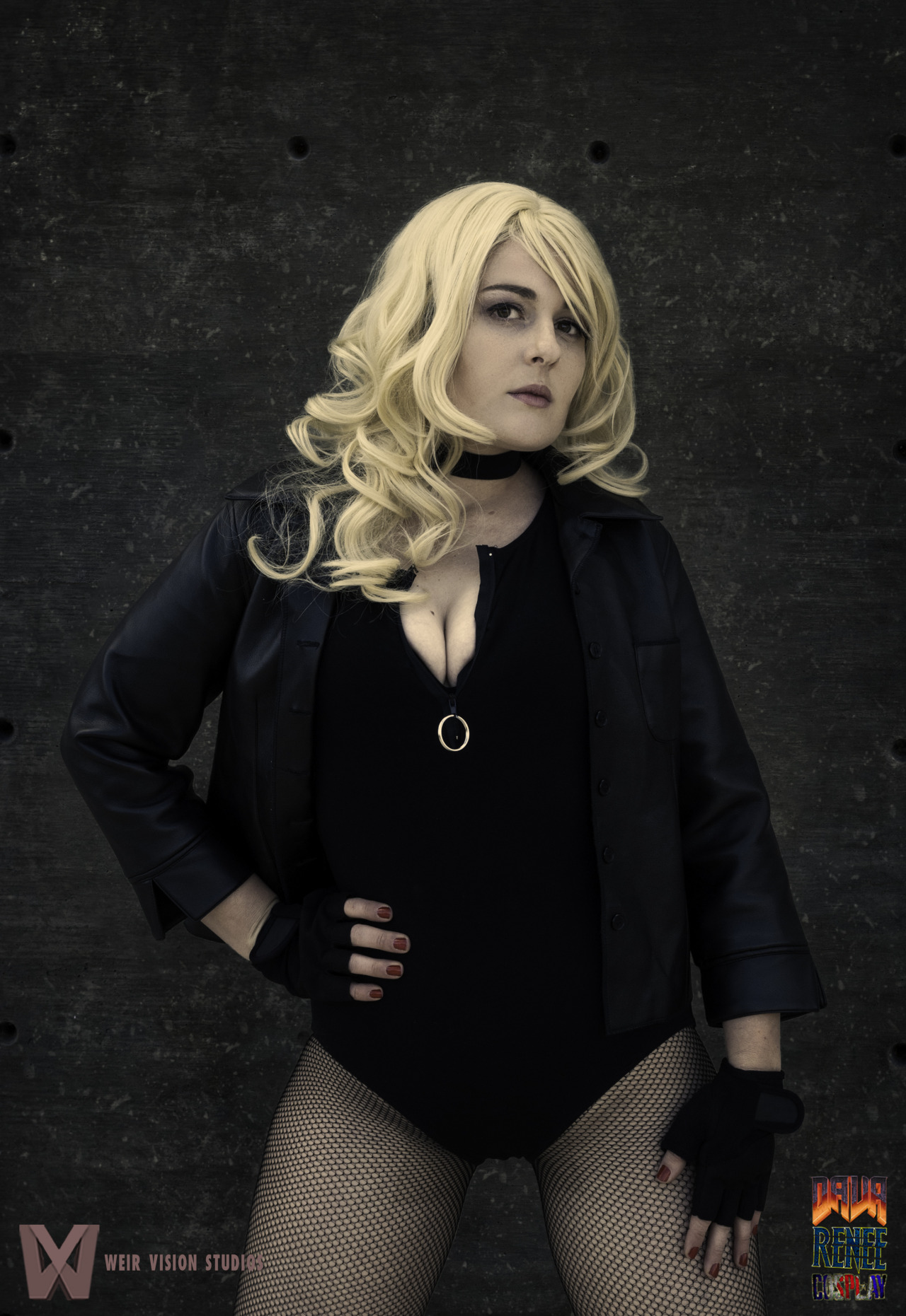Dava Renee CosplayDava Renee Cosplaying as Black CanaryCostume/Submitted by Dava Renee Cosplay[ FB | TW | DA | TU | SE ]Photo/Edit by Weir Vision Studios#comics #cosplay #DC #BlackCanary #femalecosplay #davareneecosplay #submission