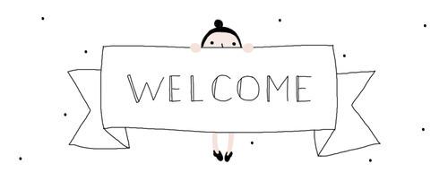 Hasil gambar untuk tumblr welcome