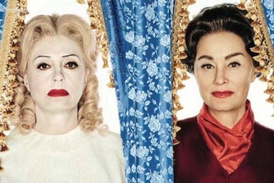 Joan & Bette Feud