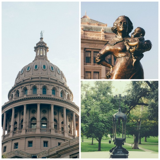 Best things to do in Austin, where to go in Austin in three days, visiting the capitol