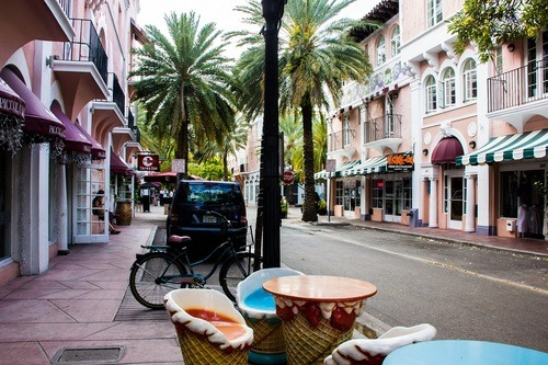 Miami itinerary, where to stay in Miami, Espanola way