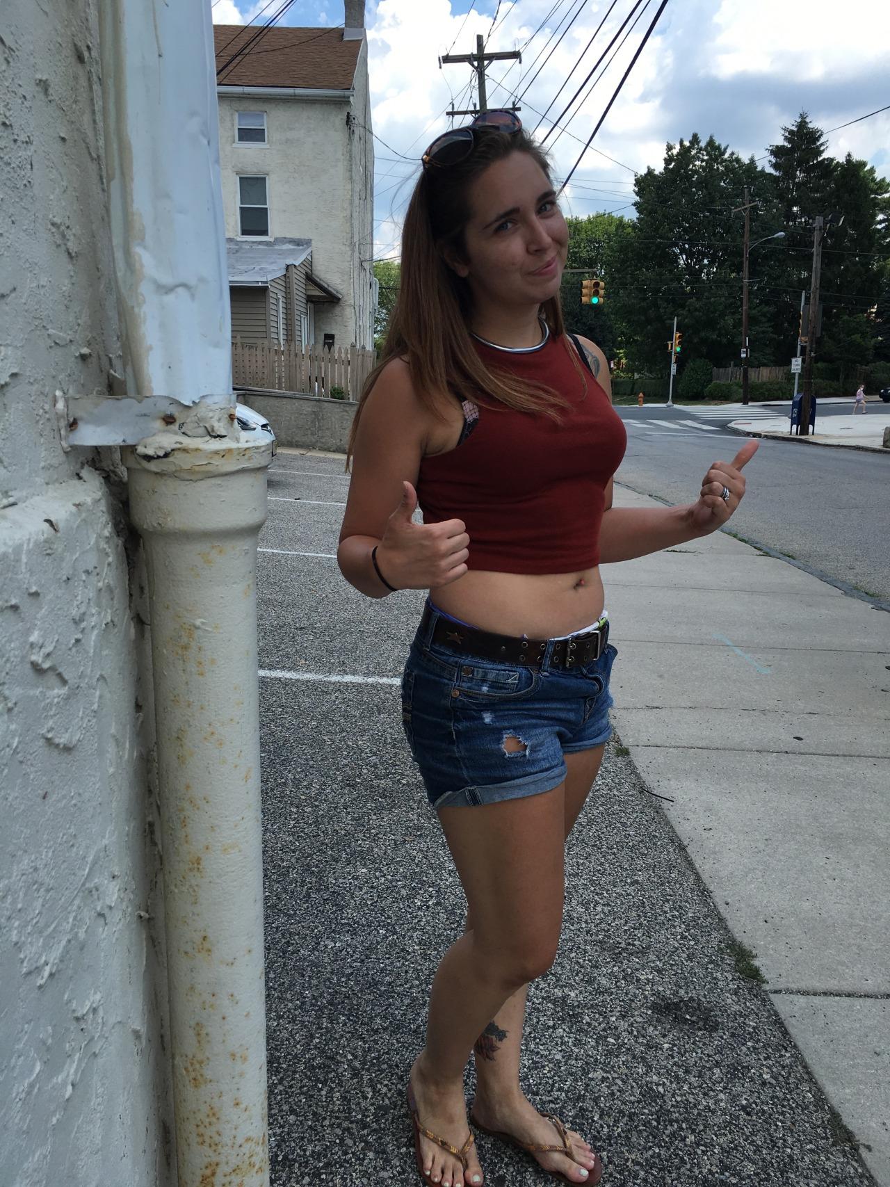 In public diapergirl Free diaper