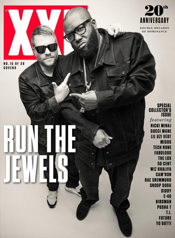 5d5a33d831c4a1 XXL 20th Anniversary Magazine Covers Part 1 – Hip Hop