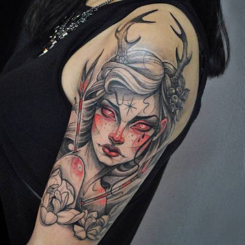 1337tattoos:  Kati Berinkey