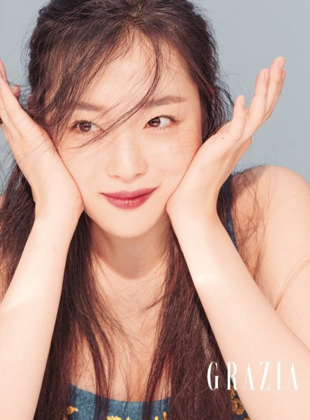 Image result for sulli photoshoot