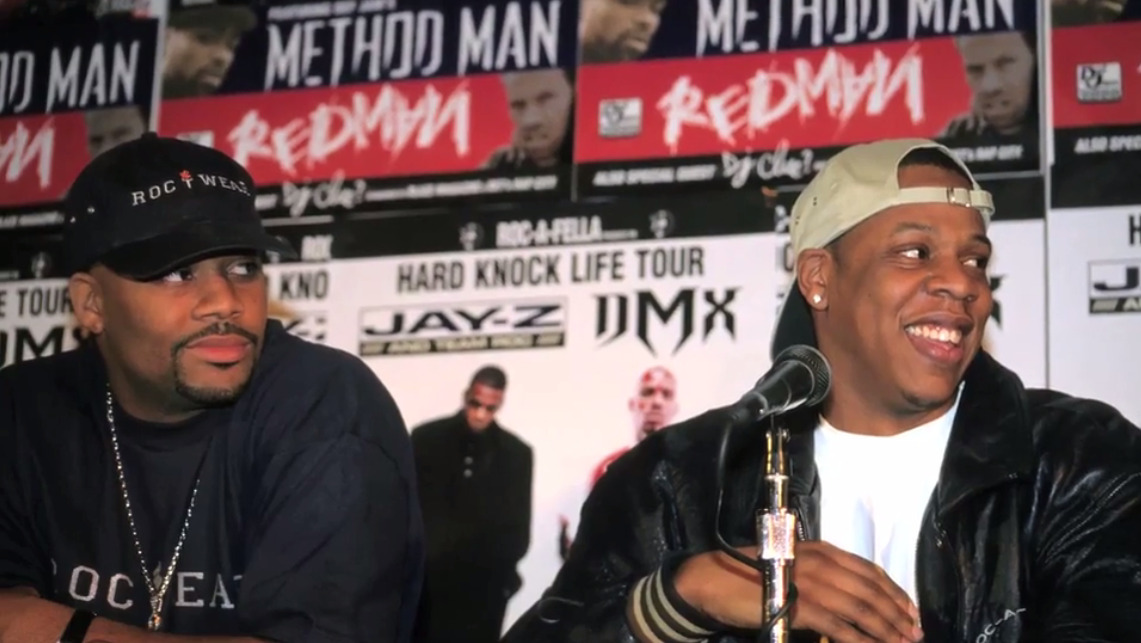 How Damon Dash Brought Rap Concerts Back - Trapital by Dan