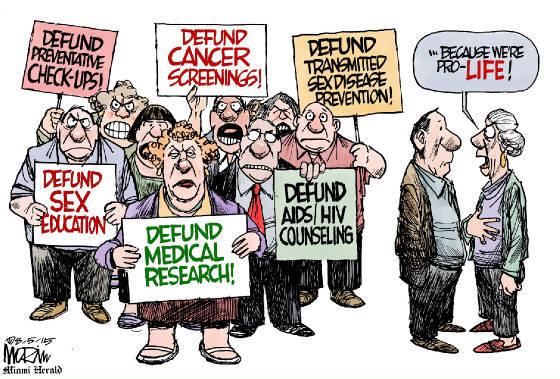 (cartoon by Jim Morin)