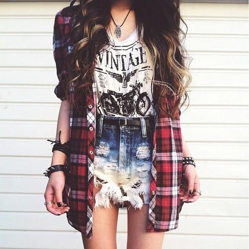teenage outfits tumblr