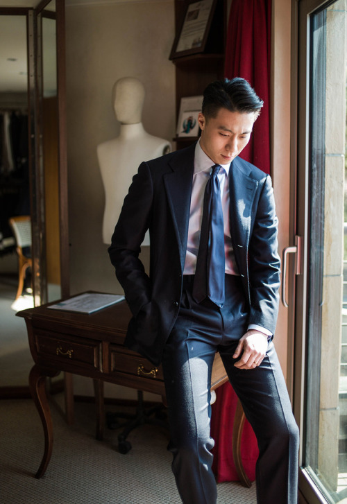Image result for chad park bntailor