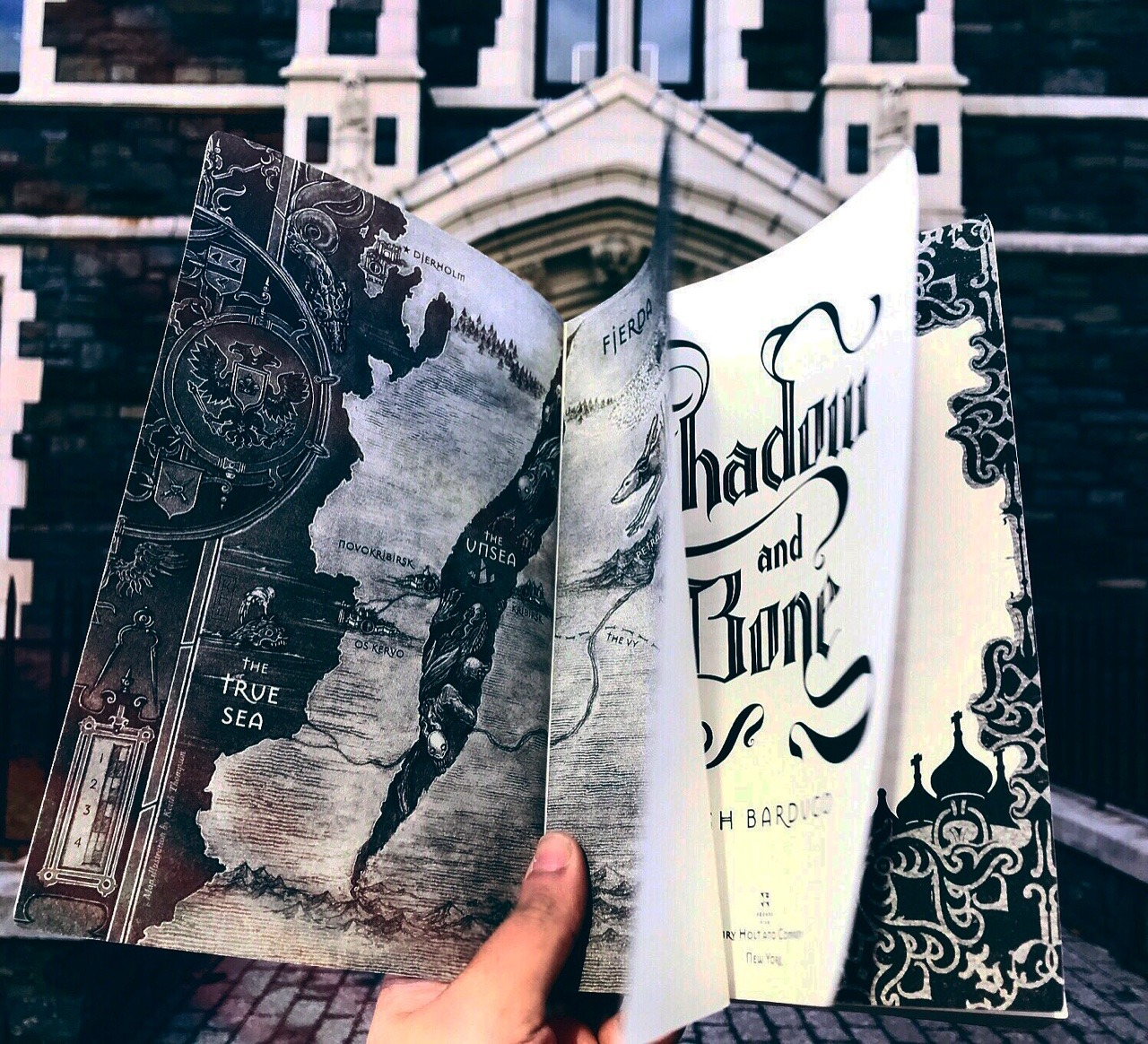 Just finished reading Shadow and Bone and the ending has me reeling. Is it crazy that I'm still rooting for the Darkling?