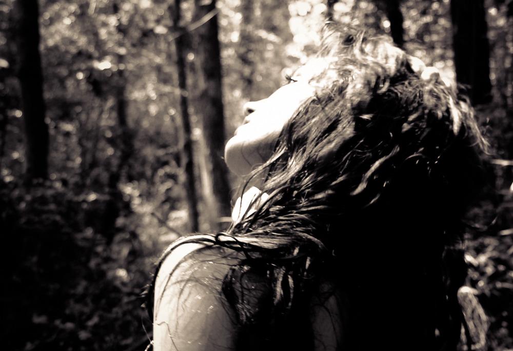 """Summer Rain"" Model: Aeir"