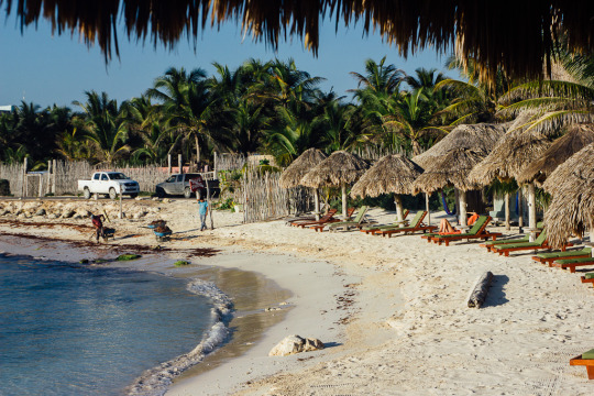 Tulum hotels. This is a photo of our Hotel Zamas