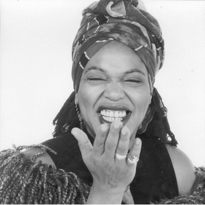 """You don't know her as Youree Dell Harris, but you know her as Miss Cleo.. Today the world found out that the famed would be could be isn't psychic from TV commercials died at the young age of 53.. She was famous in the 1990s with her """"call me now""""..."""