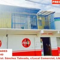 Casa en Venta 3/3 Col. Sánchez Taboada Tijuana con Local Comercial en Funcionamiento