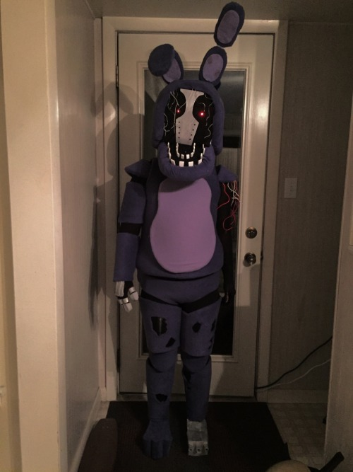 Five Nights At Freddys 2 The Puppet Papercraft By - EpicGaming