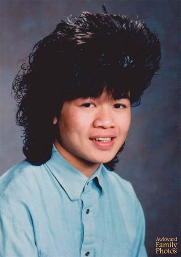 39 Awful Photos Of 80s Hairstyles You Will Definitely History