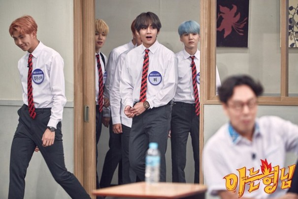 Download bts knowing brother - disbesare