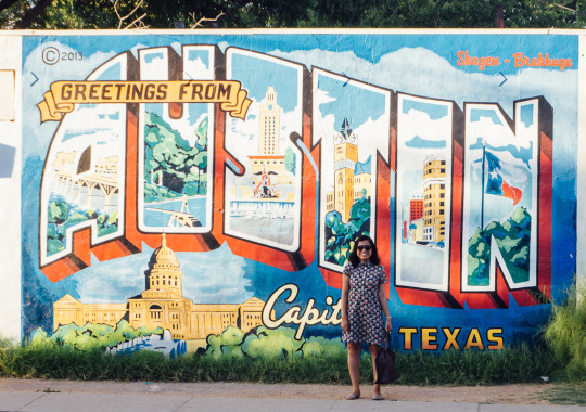 Murals art Austin texas travel streetart