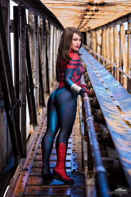 Spider Girl Cosplay Tumblr