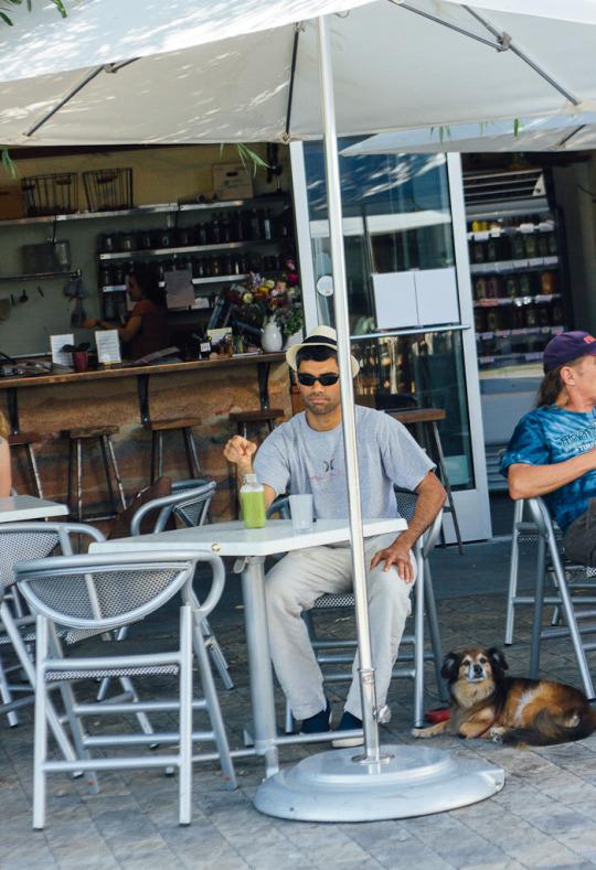 dog friendly Sebastopol, The Barlow