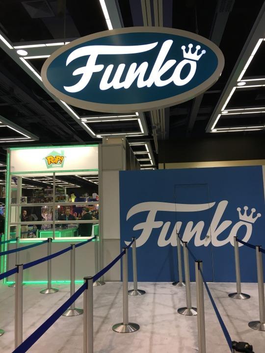 Funko at ECCC