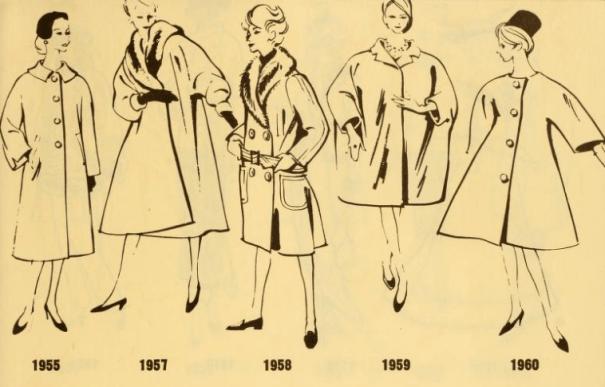 Sixty Years of Fashion  1900-1960 a5b1952c8
