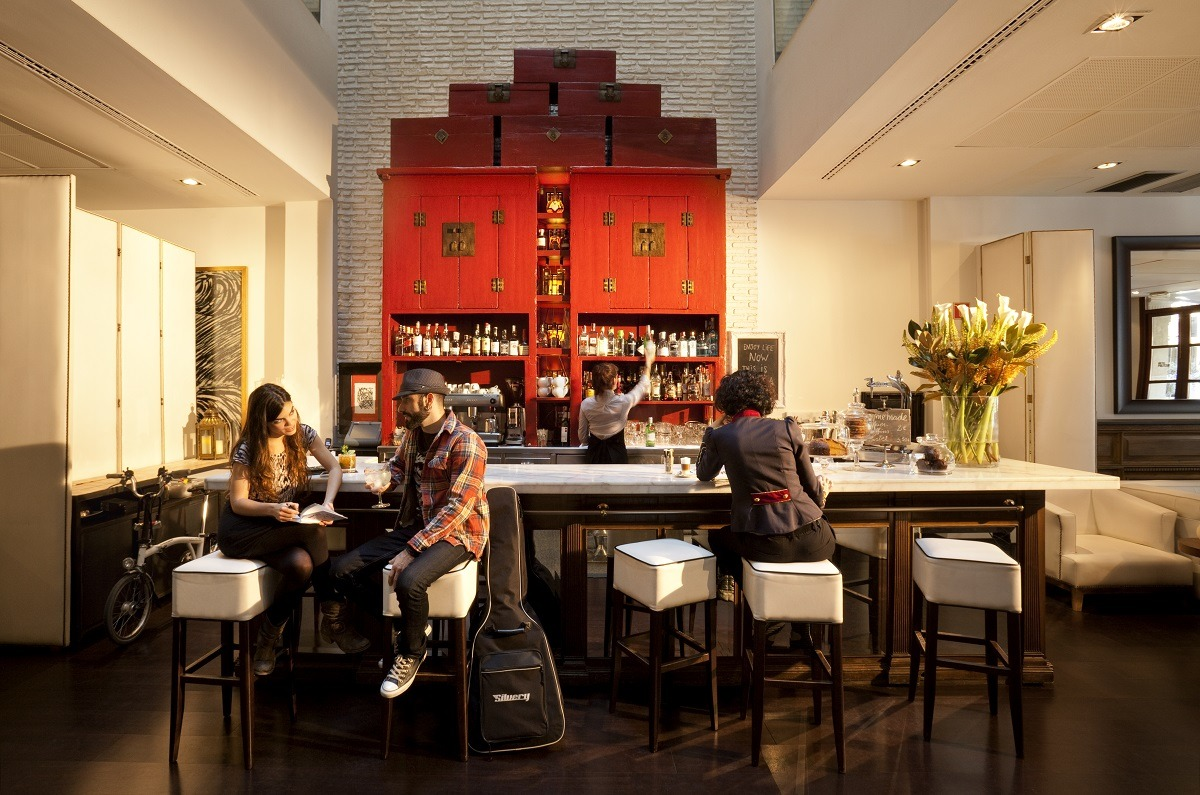 Hotel Pulitzer Barcelona Spain A Trendy Luxury