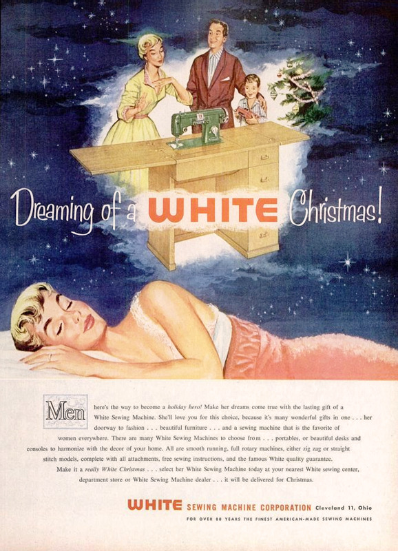White Sewing Machine Corporation - 1956