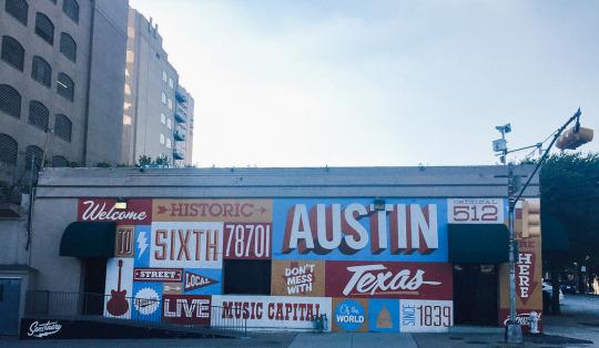 Where to find the best instagram worthy murals in Austin