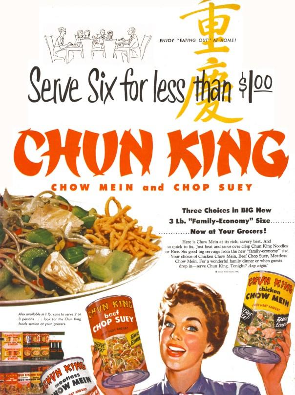 Chun King - 1953