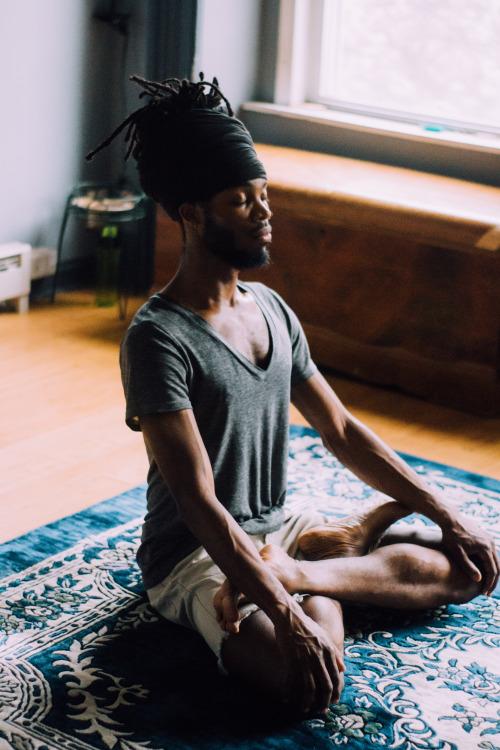 Yoga Black Men Tumblr
