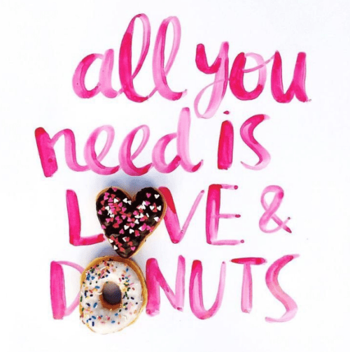 Image result for quote about donuts