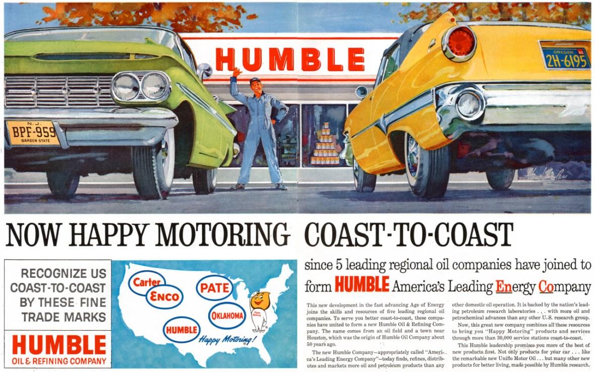 Humble Company - 1960