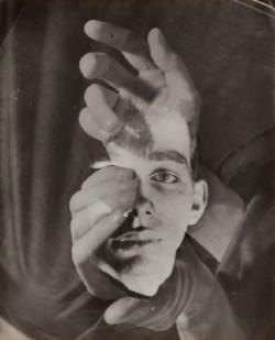 hotparade:Val Telberg, Portrait of Dick Barks (1946)