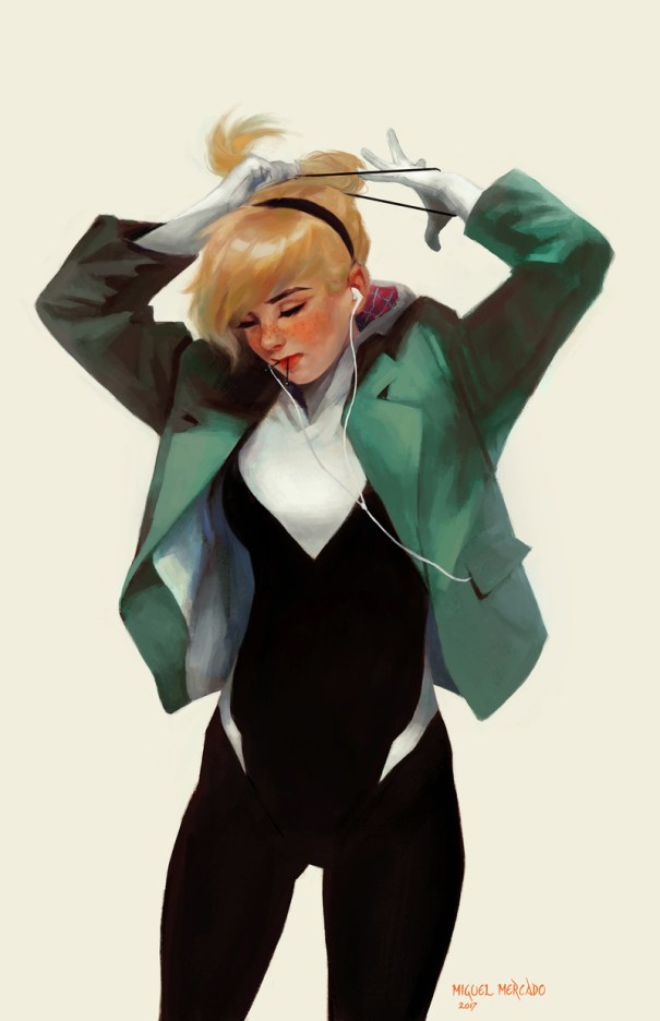 3824d14dc13 Spider-Gwen by Miguel Mercado – Comics