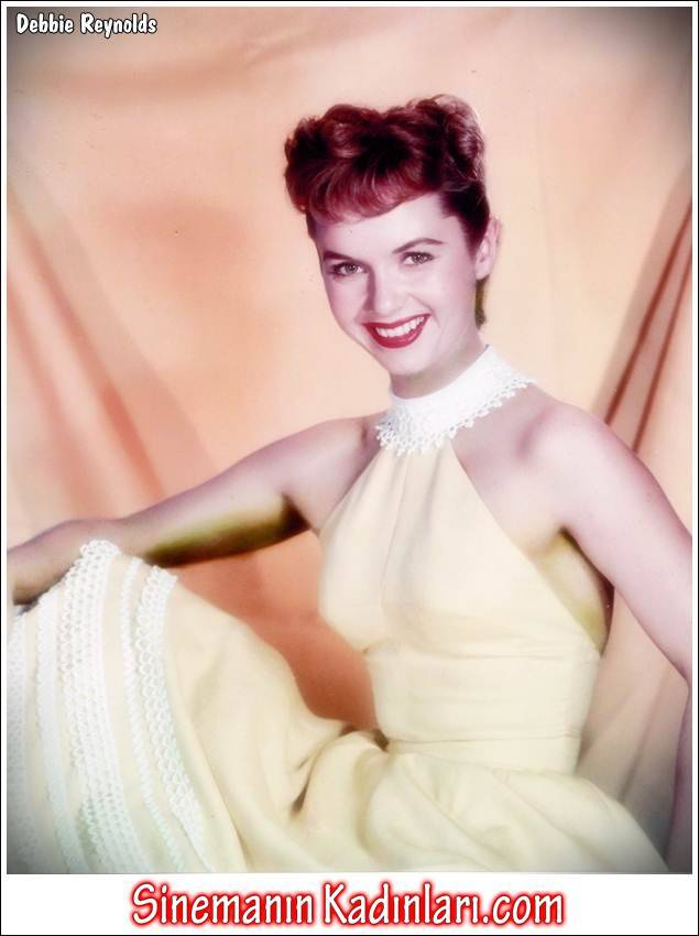 Debbie Reynolds,Mary Frances Reynolds, 1932,Singin' in the Rain, Two Weeks With Love,Aba Daba Honeymoon,Hollywood