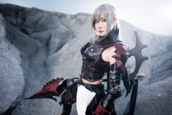 Aranea Highwind by jas69per  Check out http://hotcosplaychicks.tumblr.com for more awesome cosplay