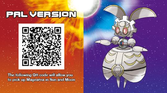 You Telll Pokemon Sun Qr Codes Leavel