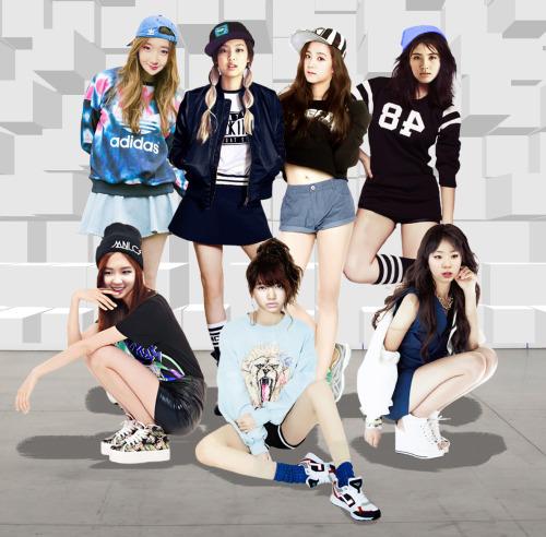 girls group tumblr