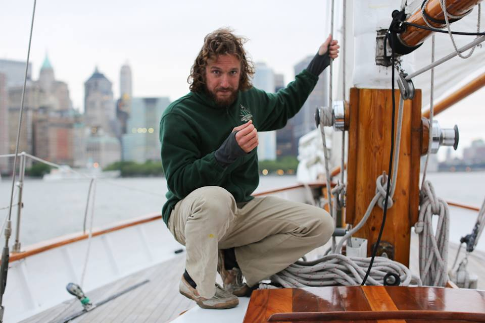 Image result for humans of new york maritime laws