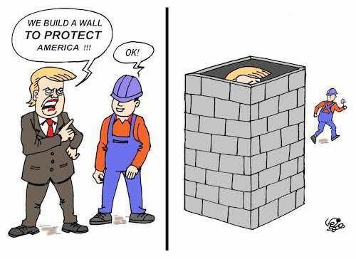 "failnation: ""Building a wall """