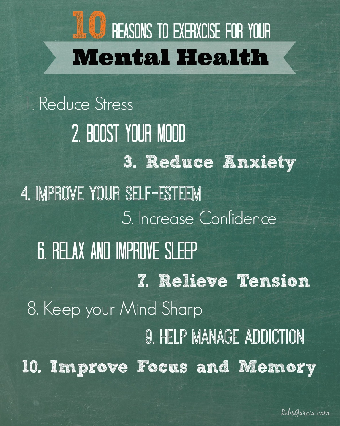 Physical Exercise And Mental Health
