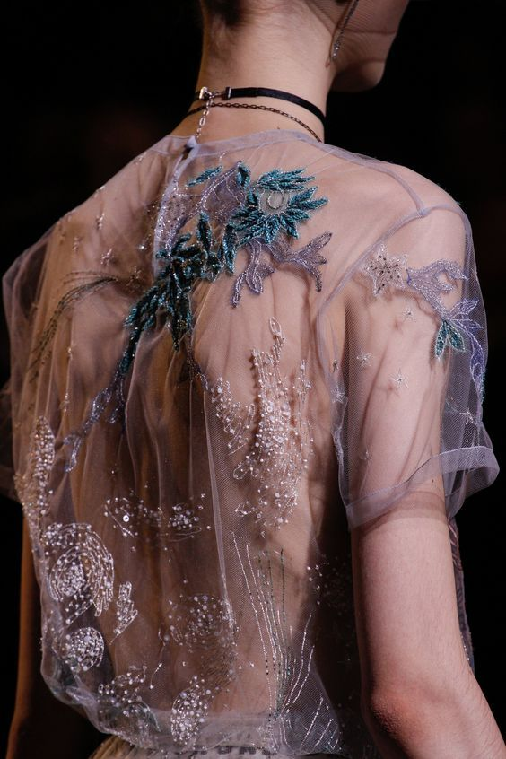 mode-haute-couture:  Christian Dior Spring 2017 Ready-to-Wear