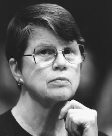 "grasslooter: ""Janet Reno, former attorney general, dead at 78.. """
